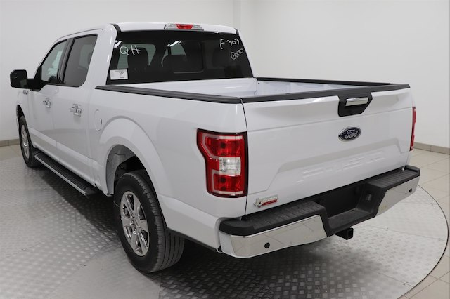 2018 F-150 SuperCrew Cab 4x2,  Pickup #J101909 - photo 2