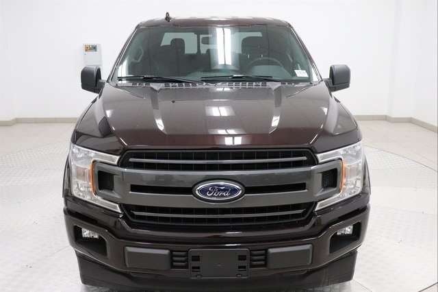 2018 F-150 SuperCrew Cab 4x2,  Pickup #J101918 - photo 4