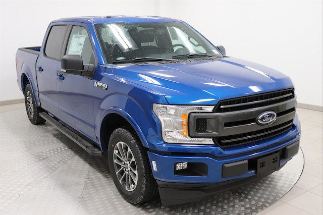 2018 F-150 SuperCrew Cab 4x2,  Pickup #J101921 - photo 1