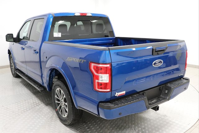 2018 F-150 SuperCrew Cab 4x2,  Pickup #J101921 - photo 2