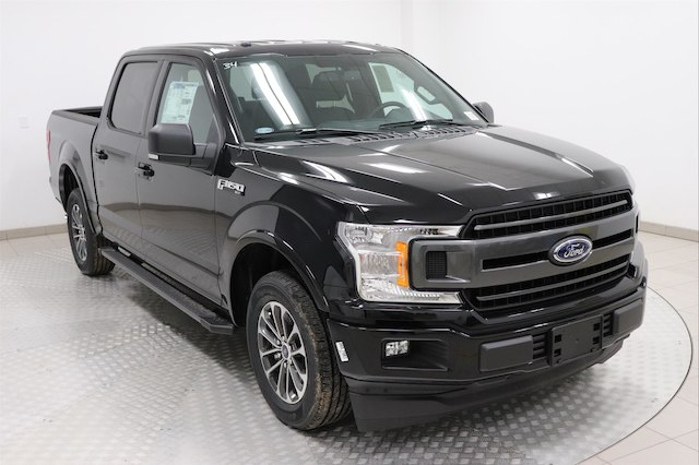 2018 F-150 SuperCrew Cab 4x2,  Pickup #J101922 - photo 1