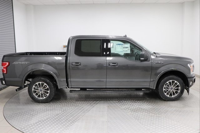 2018 F-150 SuperCrew Cab 4x2,  Pickup #J101923 - photo 3