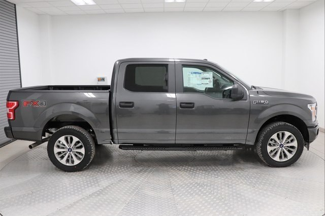 2018 F-150 SuperCrew Cab 4x4,  Pickup #J101945 - photo 3