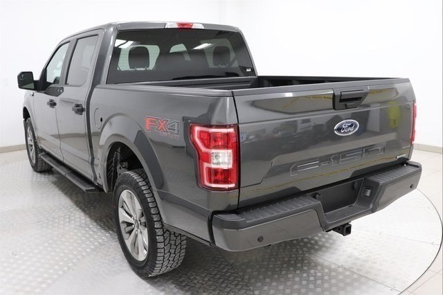2018 F-150 SuperCrew Cab 4x4,  Pickup #J101945 - photo 2