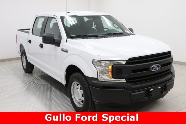 2018 F-150 SuperCrew Cab 4x2,  Pickup #J101973 - photo 1
