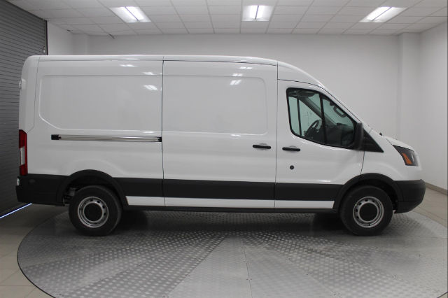 2018 Transit 250 Medium Roof Cargo Van #J120001 - photo 3