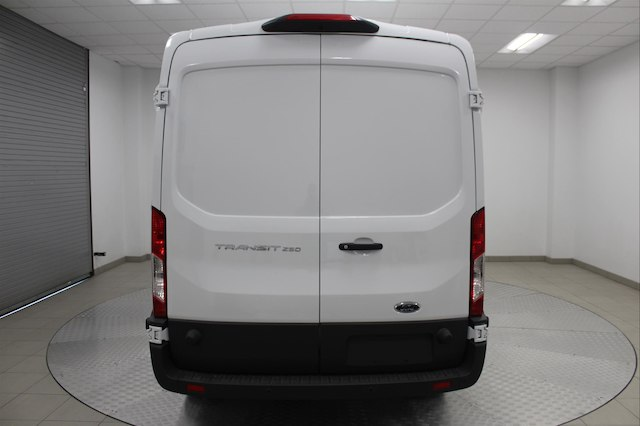 2018 Transit 250 Medium Roof Cargo Van #J120001 - photo 6