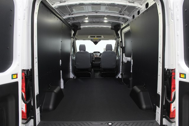 2018 Transit 250 Medium Roof Cargo Van #J120001 - photo 2
