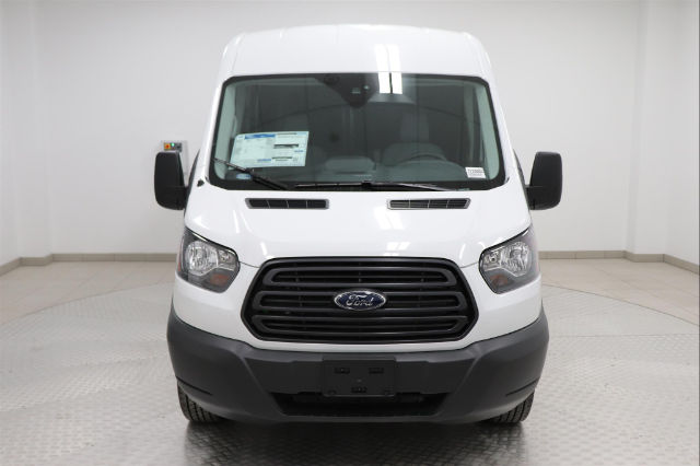 2018 Transit 250 Medium Roof Cargo Van #J120002 - photo 4