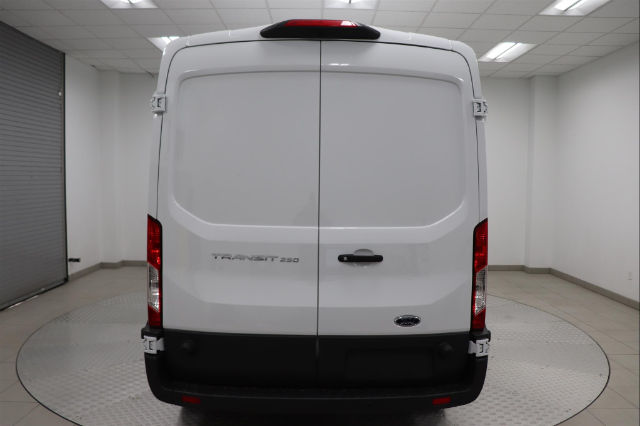 2018 Transit 250 Medium Roof Cargo Van #J120002 - photo 6