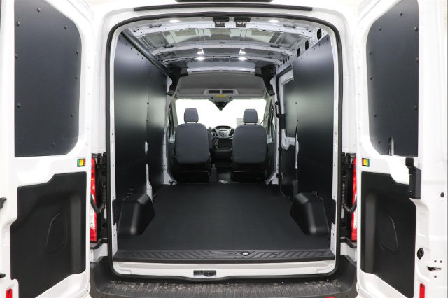 2018 Transit 250 Medium Roof Cargo Van #J120002 - photo 2