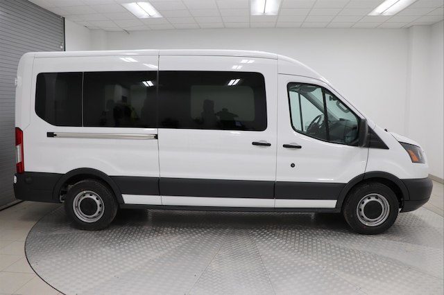 2018 Transit 350 Med Roof 4x2,  Passenger Wagon #J120003 - photo 3