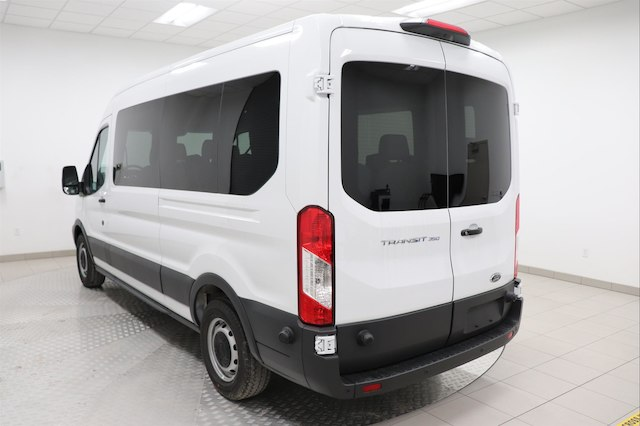 2018 Transit 350 Med Roof 4x2,  Passenger Wagon #J120003 - photo 2