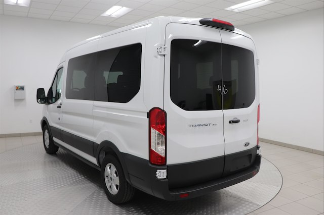 2018 Transit 150 Med Roof, Passenger Wagon #J120010 - photo 2