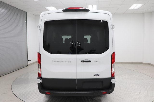 2018 Transit 150 Med Roof 4x2,  Passenger Wagon #J120010 - photo 6