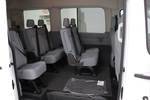 2018 Transit 150 Med Roof 4x2,  Passenger Wagon #J120010 - photo 8