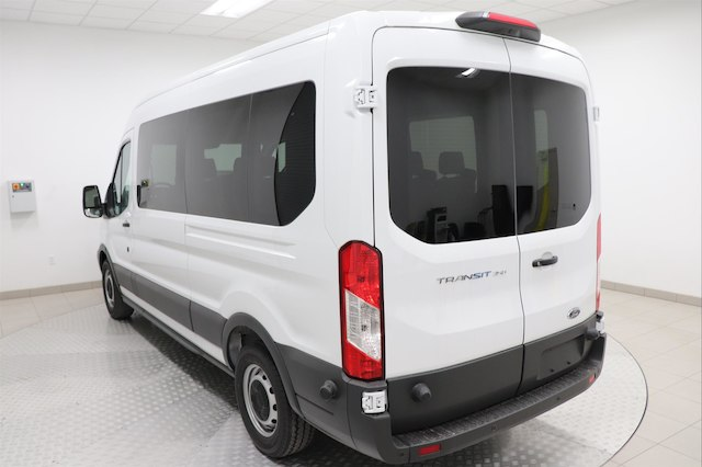 2018 Transit 350 Med Roof, Passenger Wagon #J120014 - photo 2