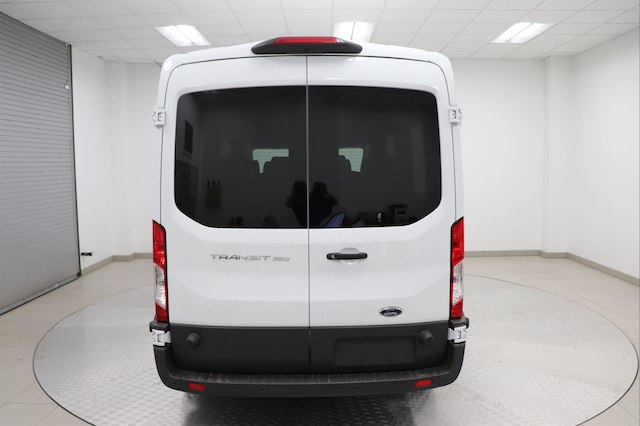2018 Transit 350 Med Roof, Passenger Wagon #J120014 - photo 6