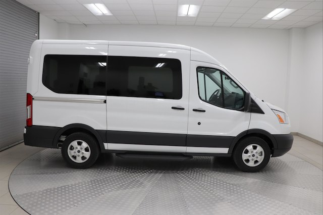 2018 Transit 150 Med Roof 4x2,  Passenger Wagon #J120019 - photo 4