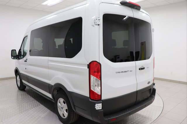 2018 Transit 150 Med Roof 4x2,  Passenger Wagon #J120019 - photo 2