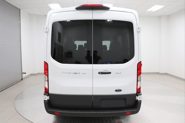 2018 Transit 150 Med Roof 4x2,  Passenger Wagon #J120019 - photo 6