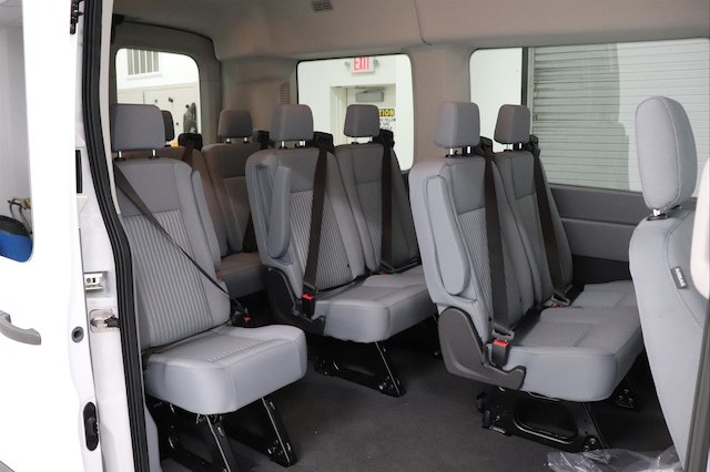 2018 Transit 150 Med Roof 4x2,  Passenger Wagon #J120019 - photo 8
