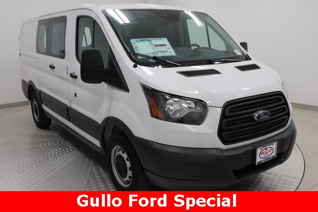 2018 Transit 150 Low Roof 4x2,  Empty Cargo Van #J120021 - photo 1