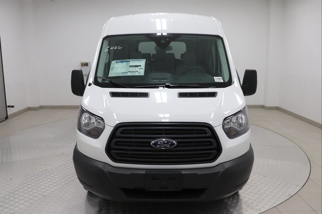 2018 Transit 350 Med Roof 4x2,  Passenger Wagon #J120028 - photo 5