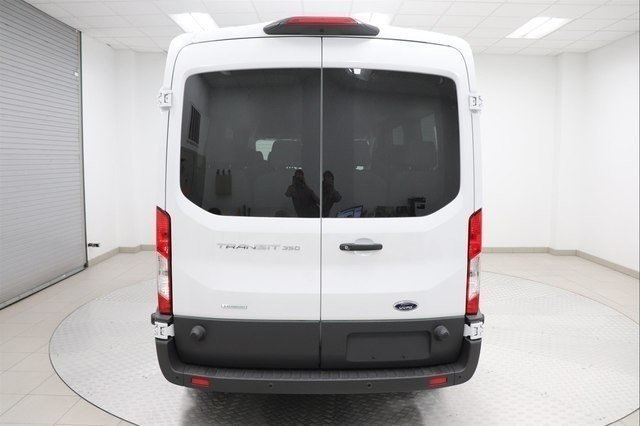 2018 Transit 350 Med Roof 4x2,  Passenger Wagon #J120028 - photo 6