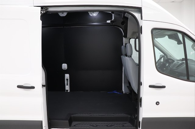 2018 Transit 350 High Roof 4x2,  Empty Cargo Van #J120031 - photo 8