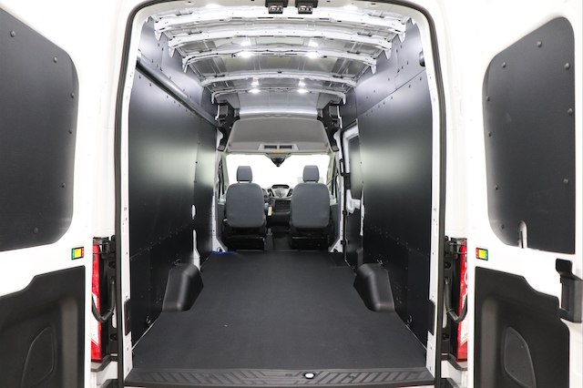 2018 Transit 350 High Roof 4x2,  Empty Cargo Van #J120031 - photo 2