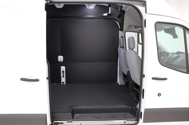 2018 Transit 350 High Roof 4x2,  Empty Cargo Van #J120034 - photo 8