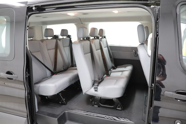 2018 Transit 150 Low Roof Passenger Wagon #J190003 - photo 8