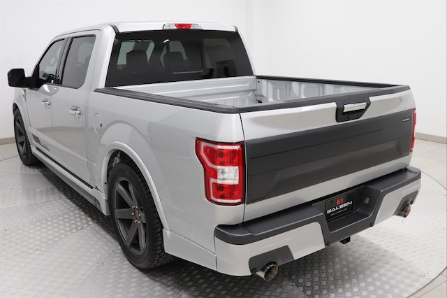 2018 F-150 SuperCrew Cab 4x2,  Pickup #JS0902 - photo 2
