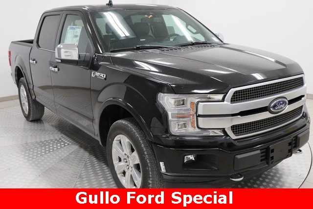 2019 F-150 SuperCrew Cab 4x4,  Pickup #K101204 - photo 1