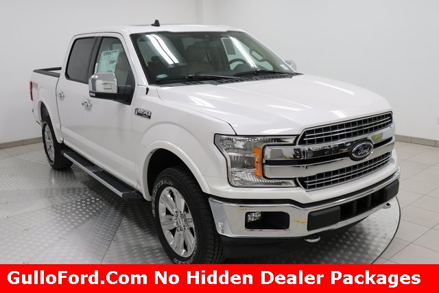 2019 F-150 SuperCrew Cab 4x4,  Pickup #K101693 - photo 1