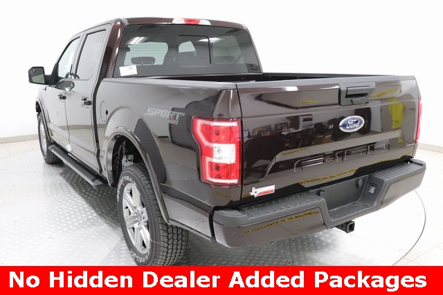 2019 F-150 SuperCrew Cab 4x4,  Pickup #K101706 - photo 1