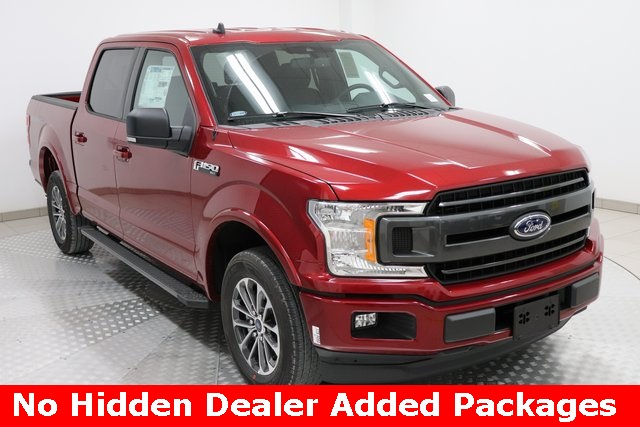 2019 F-150 SuperCrew Cab 4x2,  Pickup #K101724 - photo 1