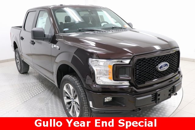 2019 F-150 SuperCrew Cab 4x4,  Pickup #K101914 - photo 1