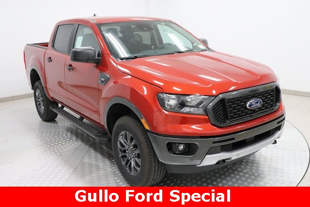 2019 Ranger SuperCrew Cab 4x2,  Pickup #K110028 - photo 1