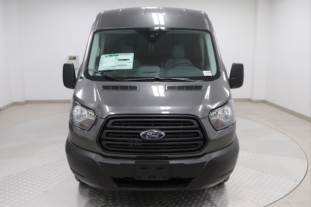 2019 Transit 150 Med Roof 4x2,  Empty Cargo Van #K120004 - photo 4