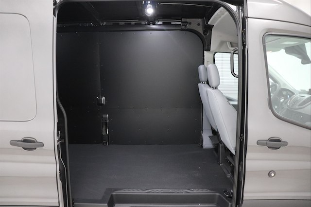 2019 Transit 150 Med Roof 4x2,  Empty Cargo Van #K120004 - photo 8