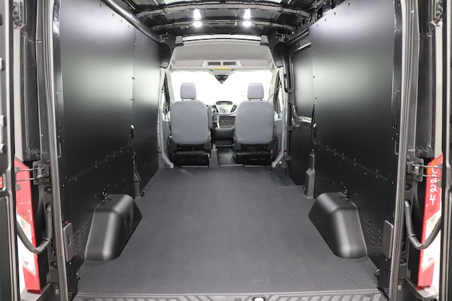 2019 Transit 150 Med Roof 4x2,  Empty Cargo Van #K120004 - photo 2