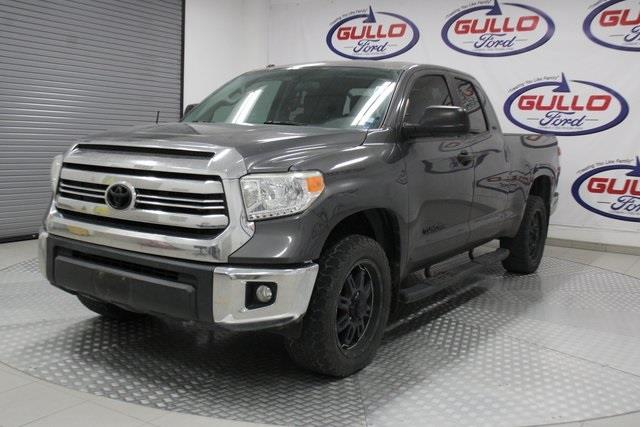 2016 Toyota Tundra Double Cab 4x2, Pickup #L101170B - photo 1