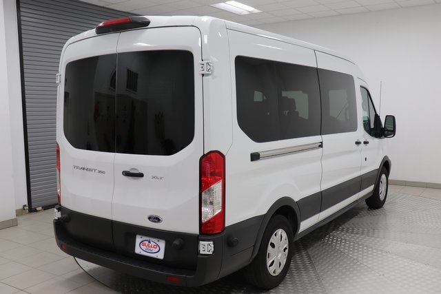 2018 Transit 350 Med Roof 4x2,  Passenger Wagon #R9012 - photo 1