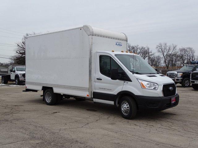 2020 Ford Transit 350 HD DRW RWD, Bay Bridge Cutaway Van #1199 - photo 1
