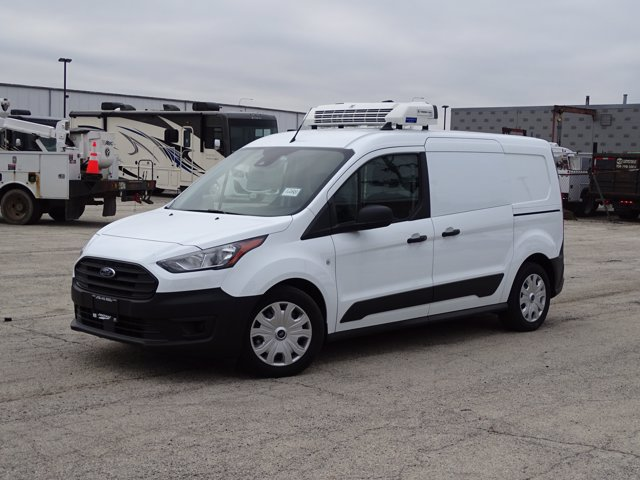 2021 Ford Transit Connect FWD, Thermo King Refrigerated Body #1288 - photo 1