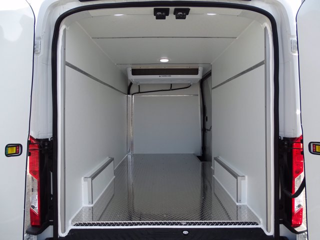 2020 Ford Transit 250 Med Roof 4x2, Thermo King Refrigerated Body #1295 - photo 1