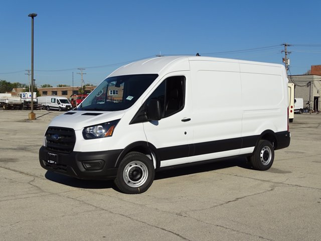 2020 Ford Transit 250 Med Roof RWD, Empty Cargo Van #1303 - photo 1