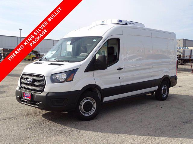 2020 Ford Transit 250 Med Roof 4x2, Thermo King Refrigerated Body #1309 - photo 1